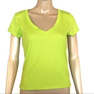 Rue 21 Highlighter Green T-Shirt